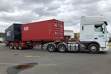 OFE Refrigerated Truck