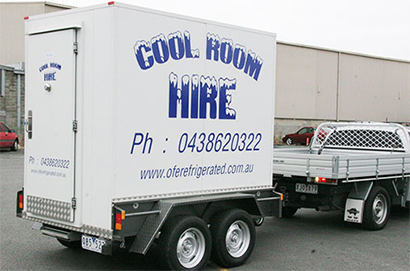 OFE Portable Coolroom
